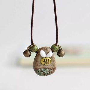 Jewelry - Wind Bee 🐝 Earthy Necklace. 🆕